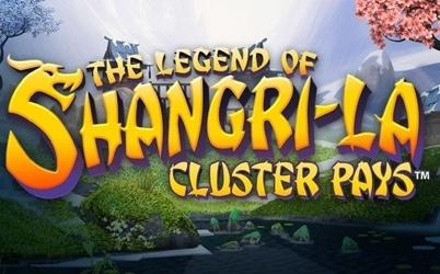 The Legend of Shangri-La: Cluster Pays Spielautomat