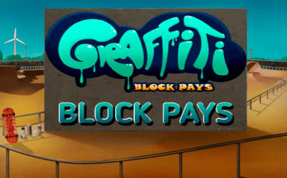 Graffiti: Block Pays Online Slot
