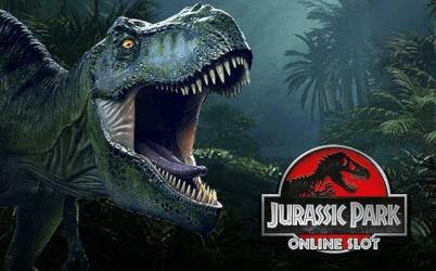 Jurassic Park Spielautomat