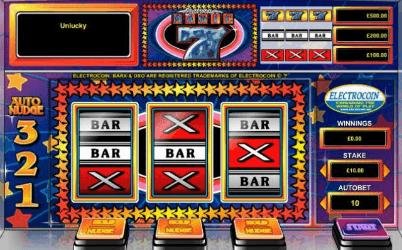 Bar X Magic 7 Online Slot