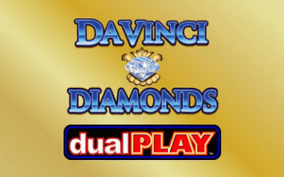 Da Vinci Diamonds Dual Play Online Slot