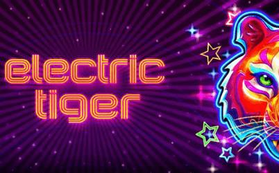 Electric Tiger Online Slot