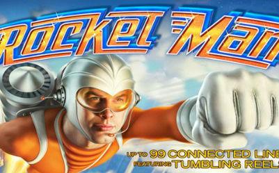 Rocket Man Online Slot