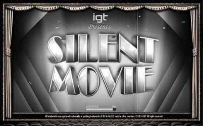 Silent Movie Online Slot