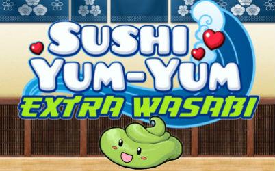 Sushi Yum Yum Extra Wasabi Online Slot
