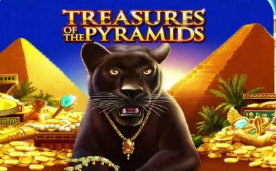 Treasures of the Pyramids Online Slot