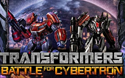 Transformers: Battle for Cybertron Online Slot