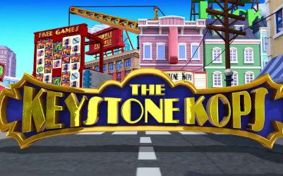 The Keystone Kops Online Slot