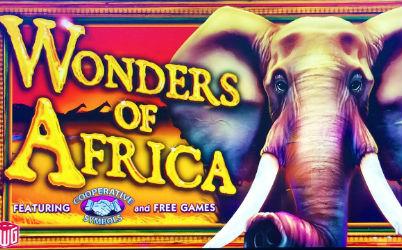 Slot Wonders of Africa
