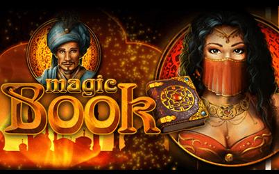 Magic Book Spielautomat