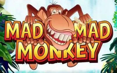 Mad Mad Monkey Online Slot