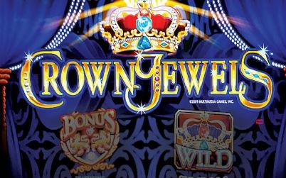 Crown Jewels Online Pokie