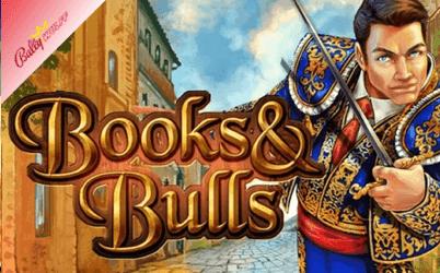 Books & Bulls Spielautomat