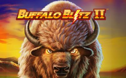 Buffalo Blitz II Spielautomat