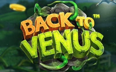 Back to Venus Spielautomat