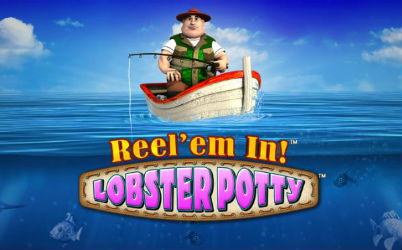 Reel 'em In Lobster Potty Online Slot