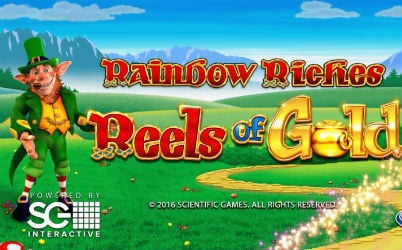 Rainbow Riches Reels of Gold Online Slot