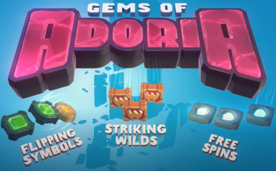 Gems of Adoria Spielautomat