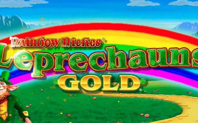 Rainbow Riches Leprechauns Gold Online Slot