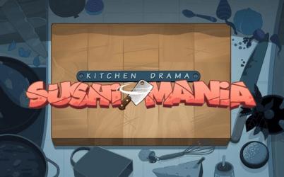 Kitchen Drama: Sushi Mania Online Slot
