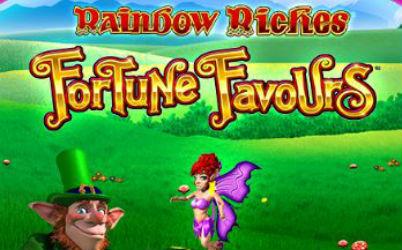 Rainbow Riches Fortune Favours Online Slot
