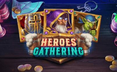 Heroes' Gathering Online Pokie