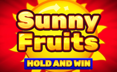 Sunny Fruits: Hold and Win Online Slot