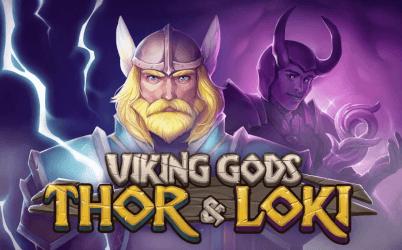 Viking Gods: Thor and Loki Online Gokkast Recensie