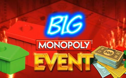 Monopoly Big Event Online Slot