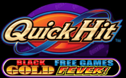 Quick Hit Black Gold Online Slot