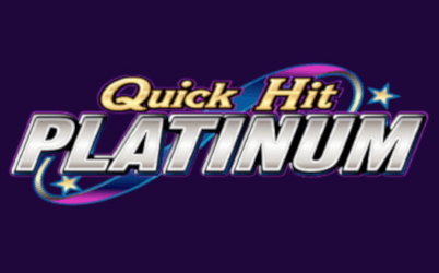 Quick Hit Platinum Online Slot