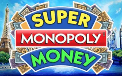 Super Monopoly Money Online Pokie