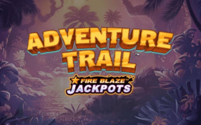 Fire Blaze Jackpots: Adventure Trail Spielautomat