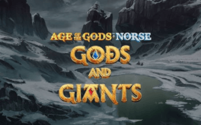 Age Of The Gods Norse: Gods and Giants Spielautomat
