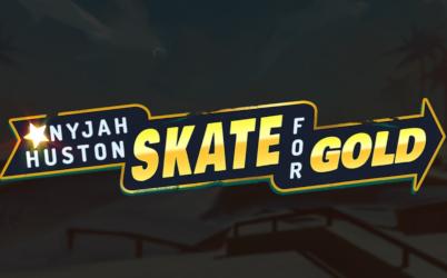 Nyjah Huston Skate For Gold Online Slot