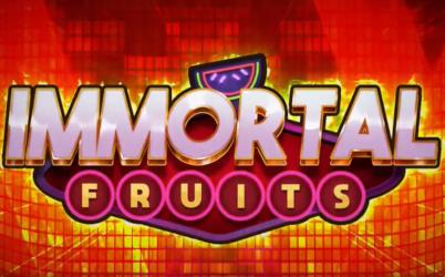 Immortal Fruits Online Slot