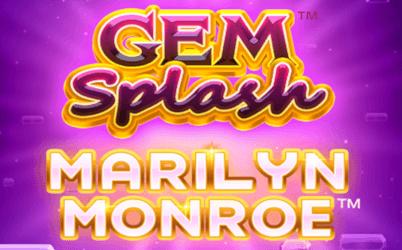 Gem Splash: Marilyn Monroe Spielautomat