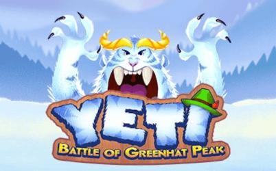 Yeti Battle of Greenhat Peak Online Pokie