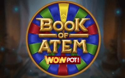 Book of Atem WowPot Online Pokie
