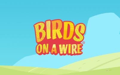 Birds On A Wire Online Pokie