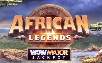 African Legends Spielautomat