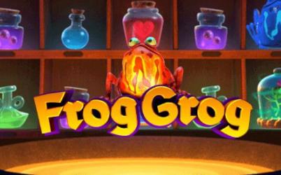 Frog Grog Online Pokie
