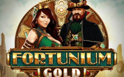Fortunium Gold Mega Moolah Online Pokie