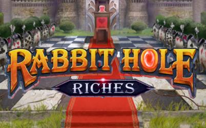 Rabbit Hole Riches Online Slot