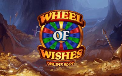 Wheel of Wishes Online Pokie