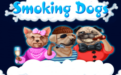 Smoking Dogs Online Slot
