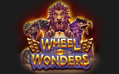 Wheel Of Wonders Online Slot