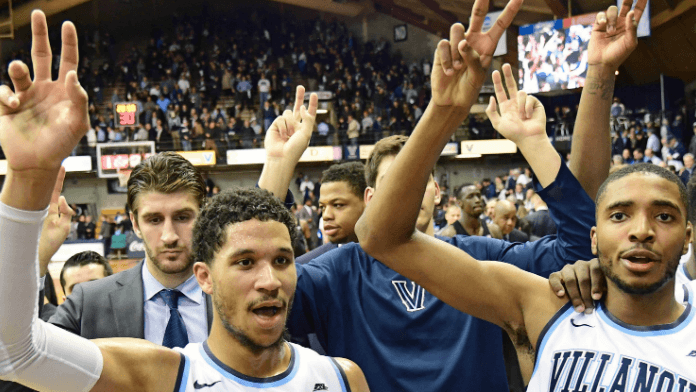 Villanova Shortens Title Odds with Upset Win Over #14 FSU