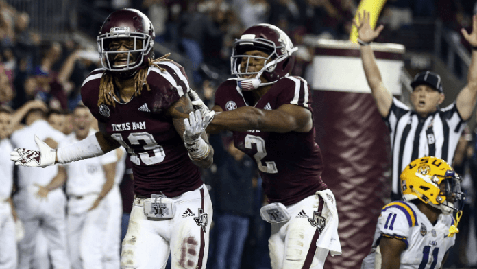 LSU-Texas A&M 7-Overtime Marathon Shatters O/U Total by 100