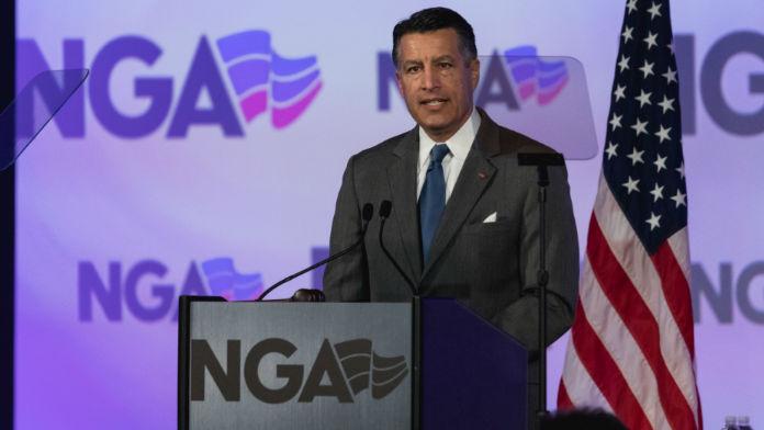 MGM Announces Former Gov. Brian Sandoval Joins Company